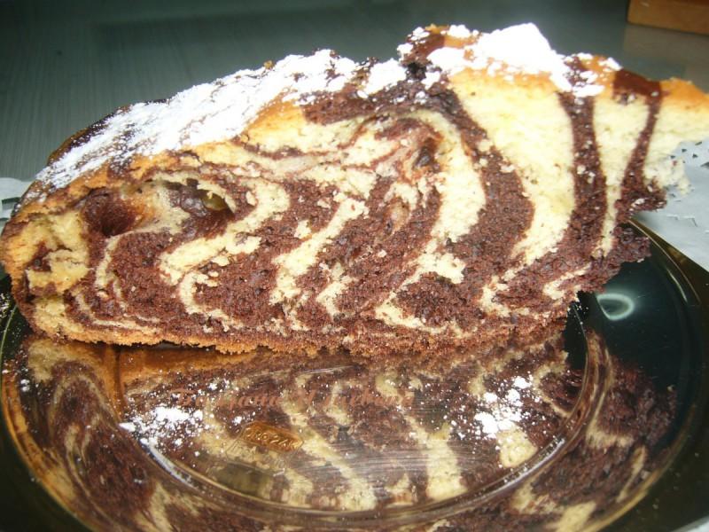 Зебра колач