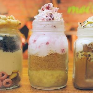 Видео рецепт: Десерт подарок во тегла