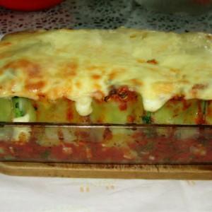 Ролани лазањи со зеленчук