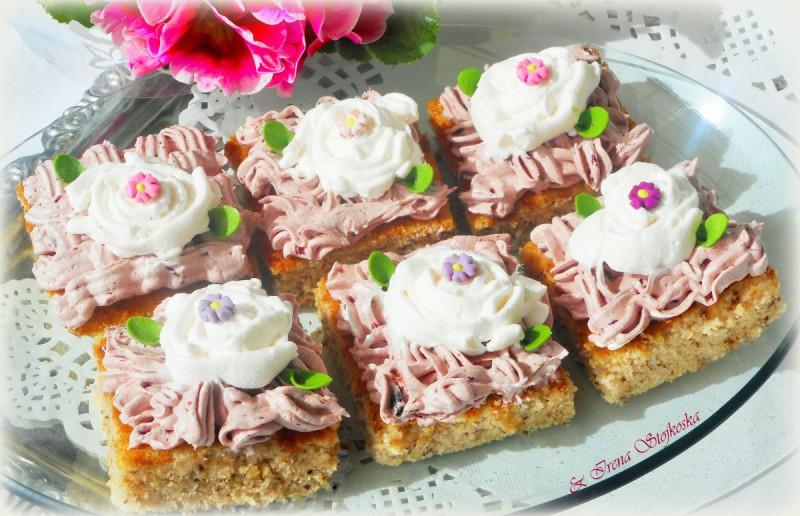 Сочни тортици