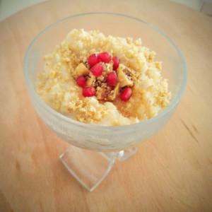 Ашуре по рецептот на баба (50. рецепт)