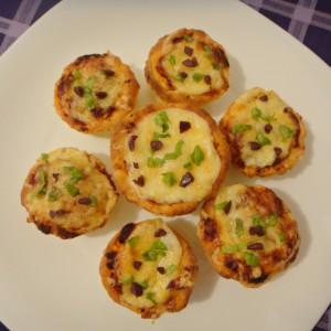 Пица мафини