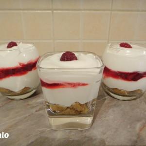 Крем десерт во чаша