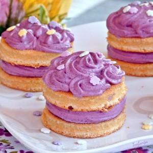 Пурпурни тортици