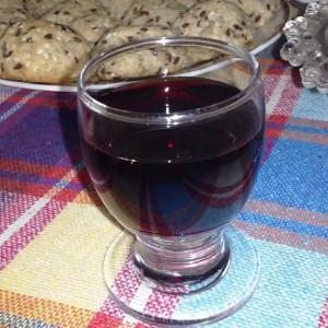 Ликер со вино и рум