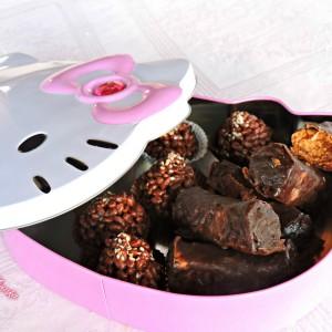 Чоколадна баклава (посно)