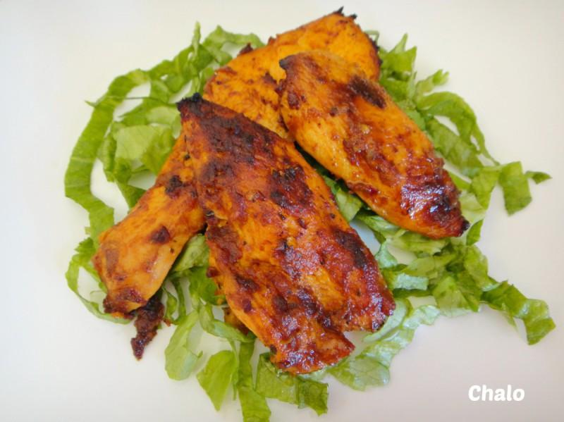 Најсочното пилешко месо во маринада