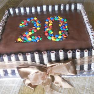 Славеничка чоколадна торта