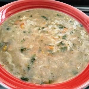Крем супа од печурки (посно)