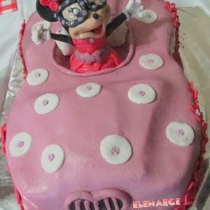 Роденденска торта Мини Маус
