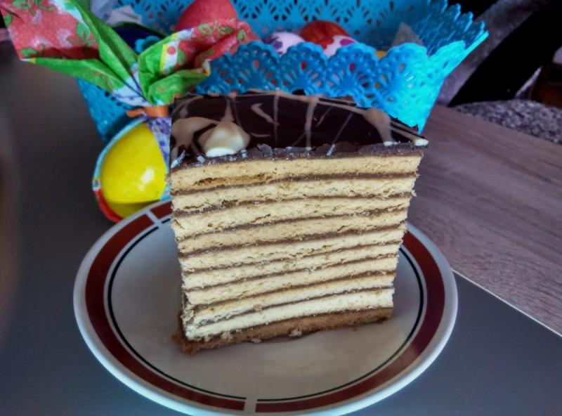 Мед торта - Медовик