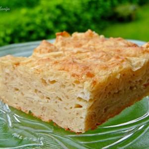 Пита со кори и брашно од хељда