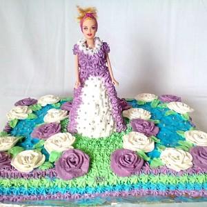 Барби Торта (декорација)