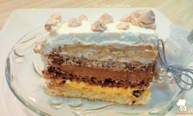Роденденска торта од Теа