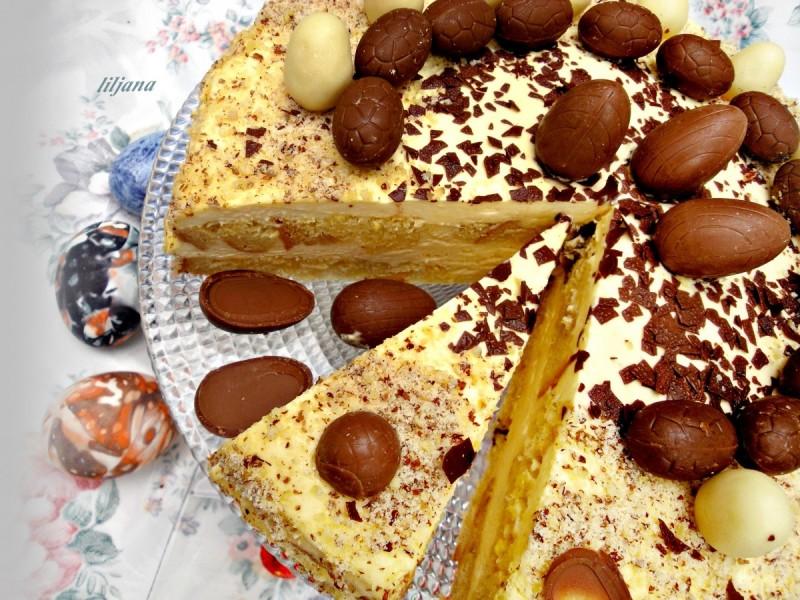 Брза торта (без печење)