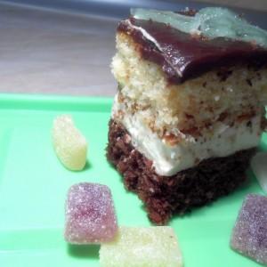 Стар кремаст колач - Пасти
