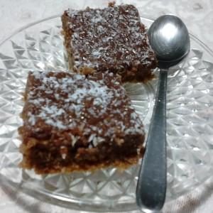 Чоколаден колач со кокос