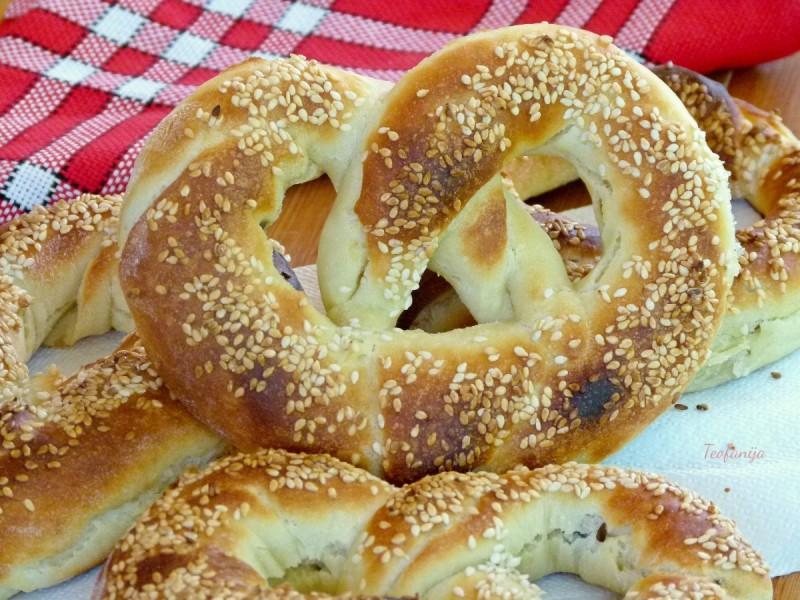 Переци со маслинки (посно)