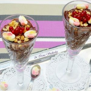 Чоколаден домашен пудинг
