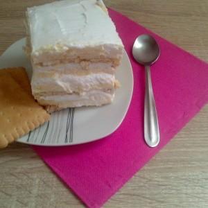 Ванила торта (без печење)
