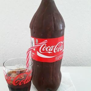 Шише Кока Кола торта (без печење)