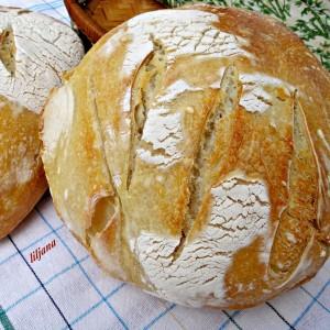 Леб со квас - долга ферментација