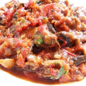 Гулаш со печурки (хроно ручек)