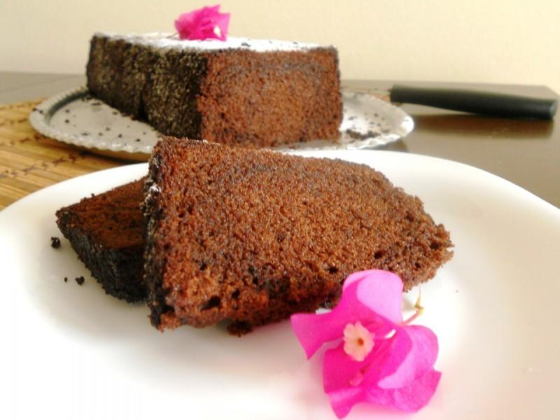 Темно чоколаден колач - 100ти рецепт