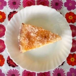 Кокос торта