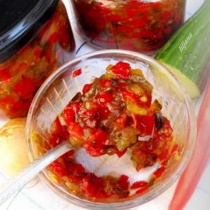 Додаток, слатка маринада - Sweet Pickle Relish