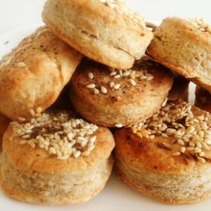 Интегрални соленки (погачици) (хроно)