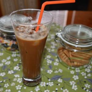 Ледено кафе