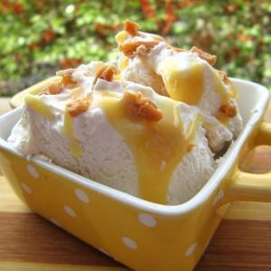 Сладолед Дулче де лече