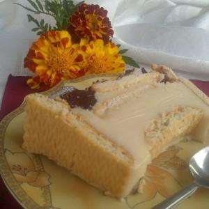 Мал бел колач (без печење)