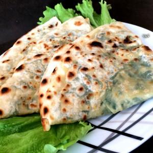 Ѓозлеме - основен турски рецепт