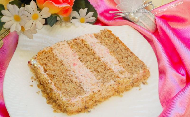 Еским малинеста торта