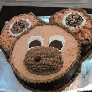 Мече торта