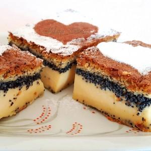 Паметен колач со афион