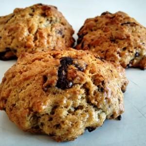 Велнес колачи со темно чоколадо