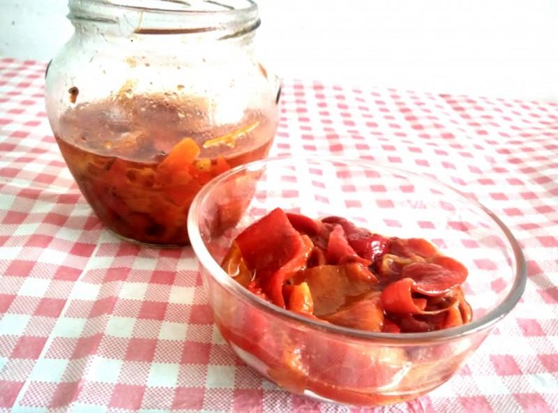 Цепкани пиперки (зимница)