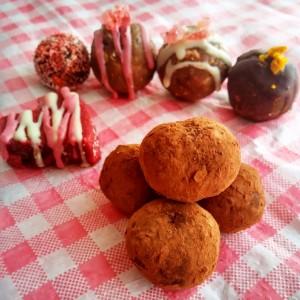 Чоколадни пудинг тартуфи