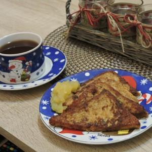 Пржени лепчиња со јајца и цимет по рецепт на Gordon Ramsay