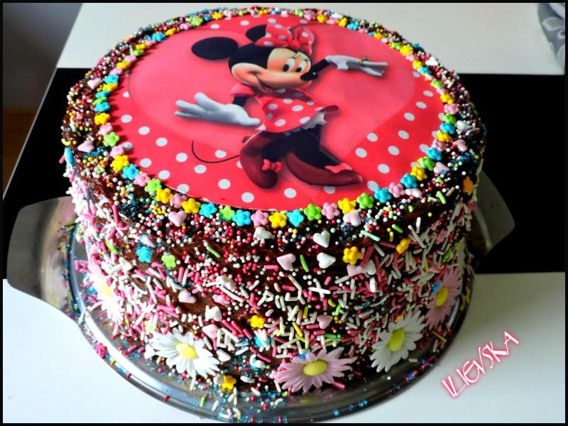 Нутела фил (роденденска торта)