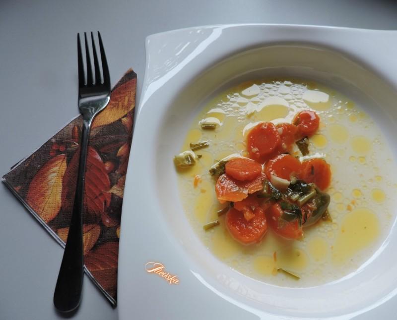 Лутеница од морков