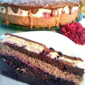 Торта Маѓепсана шума