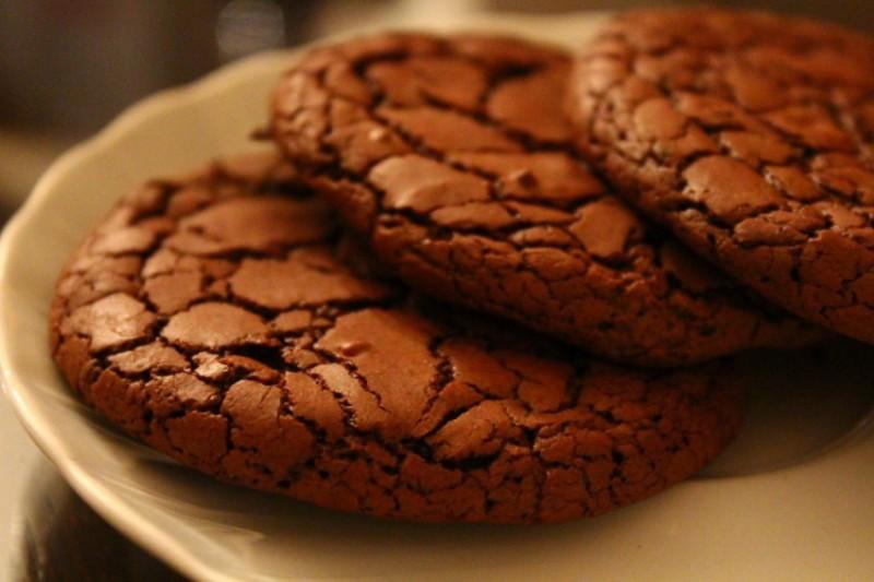 Распукани чоколаденки