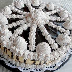 Торта за мојата мајка - Orange-mousse
