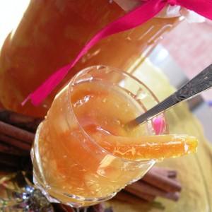 Мармалад од портокали во експрес лонец