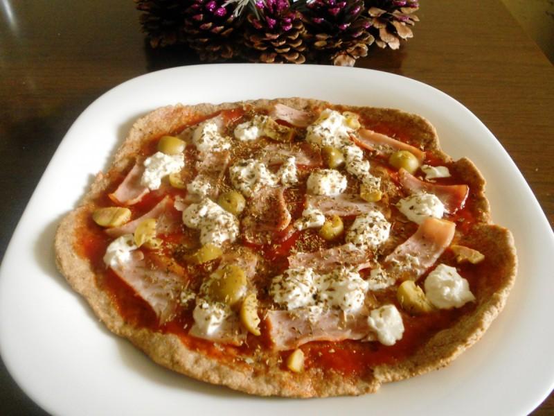 Брза пица од тава (хроно)