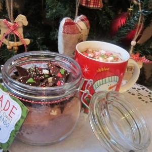 Топло чоколадо - подарок во тегла (Божиќен календар 15)
